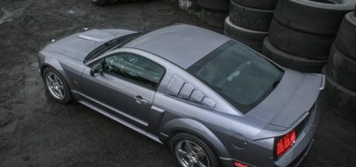 Ford Mustang Roush velgen