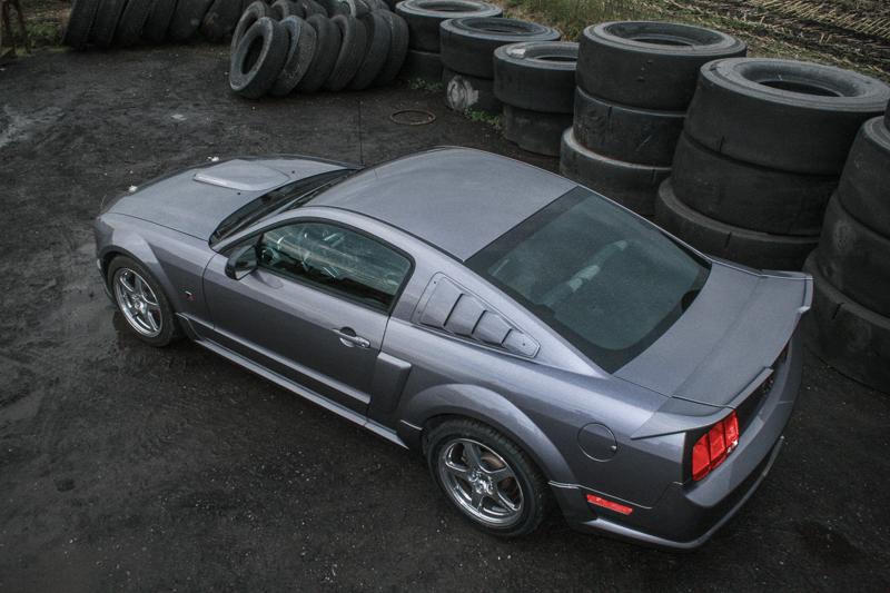 Ford Mustang Roush velgen 3