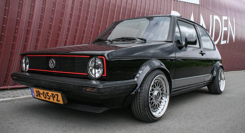 Volkswagen Golf 1 Gti Velgen Kuil Banden Blog