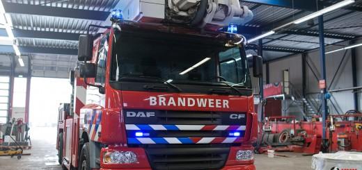 brandweer truckbanden