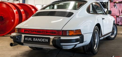 porsche 911 1980 achterkant