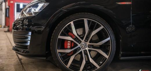 volkswagen golf GTI santiago velgen