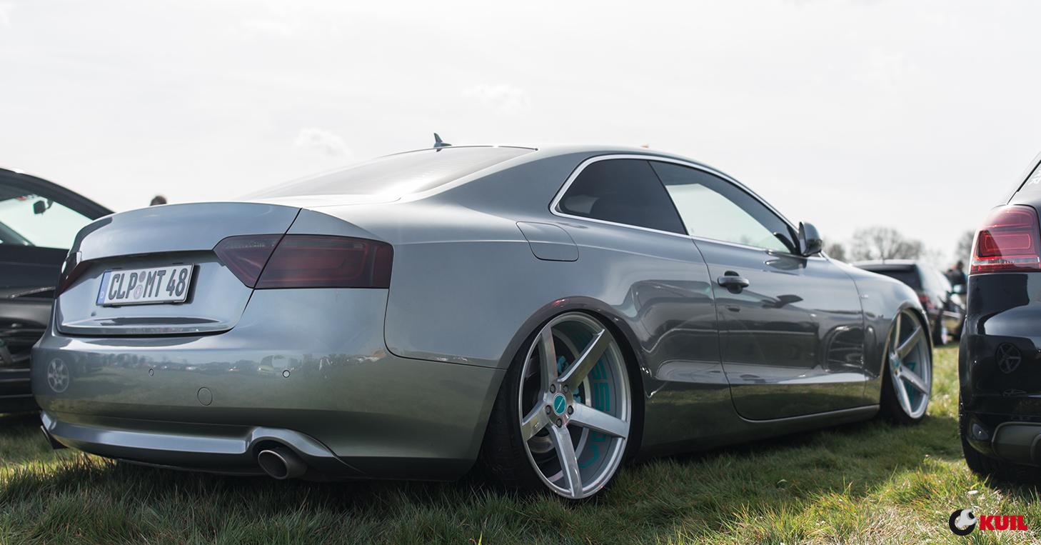 Audi A5 Op Vossen Velgen Kuil Banden Blog