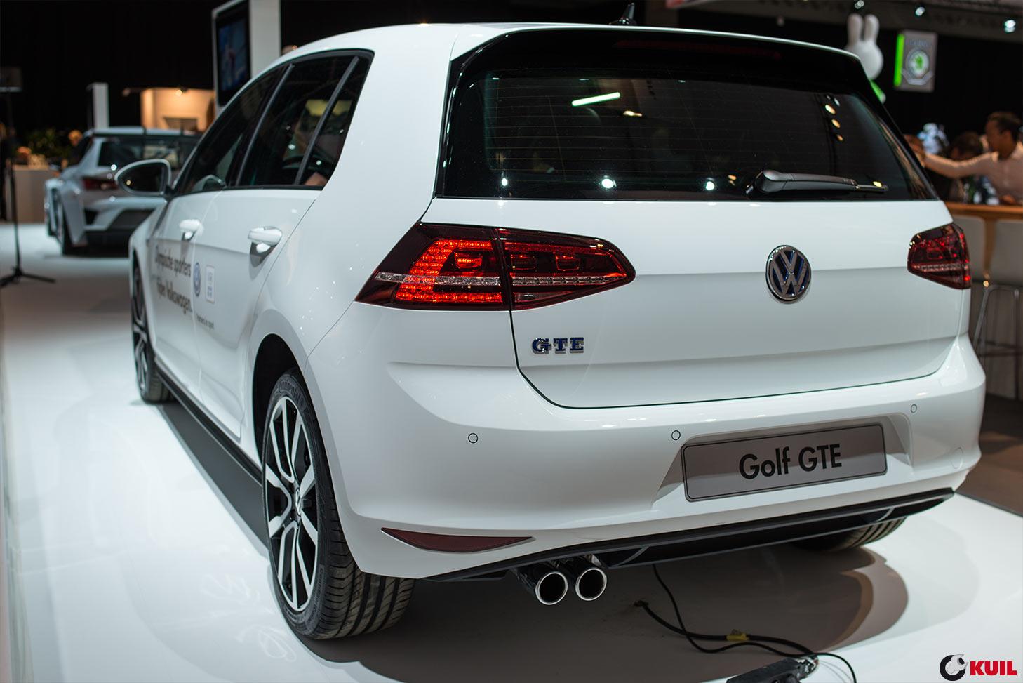 Volkswagen Golf 7 Gte Kuil Banden Blog