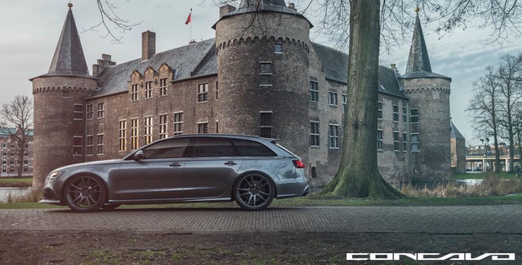 Audi RS6 C7 - Concavo wheels