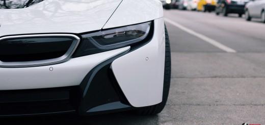 elektrische zelf rijdende auto