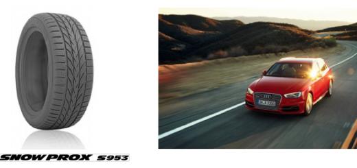 Audi A3 Toyo Snowprox S953A