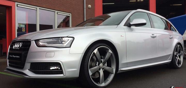 Nieuw Audi Rotor velgen, 20 inch - Kuil Banden blog CJ-17