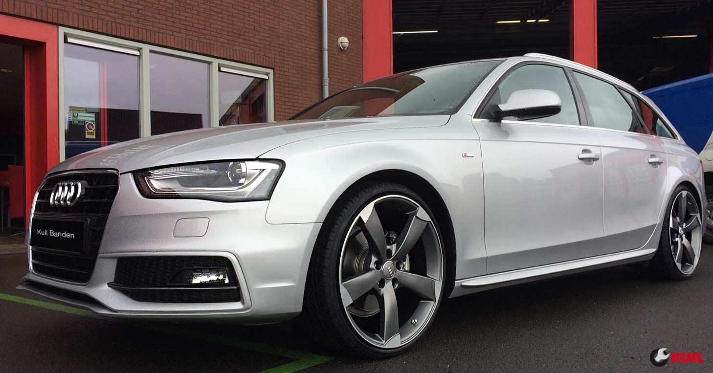 Audi Rotor Velgen 20 Inch Kuil Banden Blog