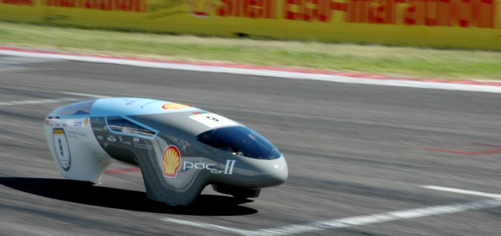 pac car 2 shell eco marathon