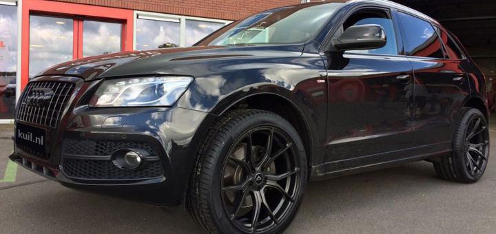 Audi Q5 Op Vörsteiner Velgen Kuil Banden Blog