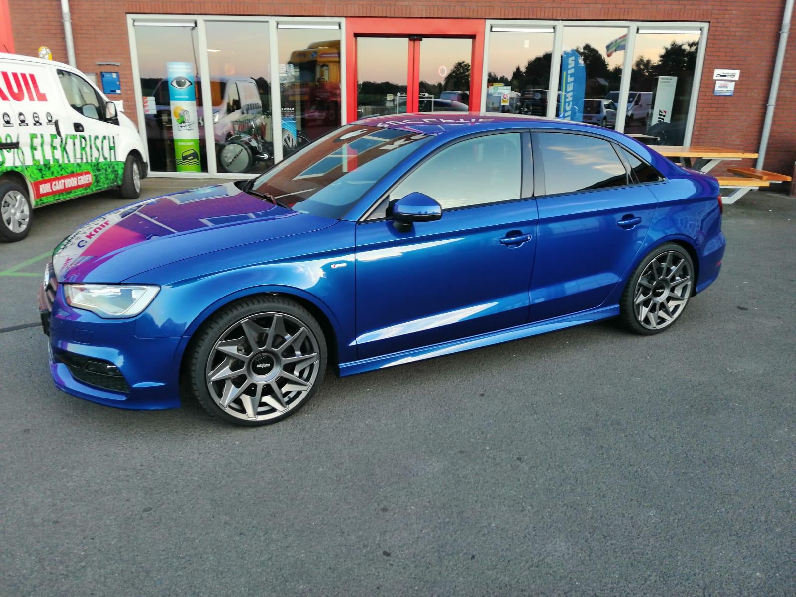 Zeer Mooie Audi Op Rotiform Velgen Kuil Banden Blog